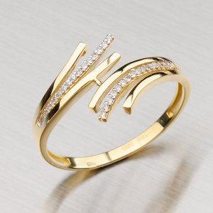 Prsten ze zlata 1-1510