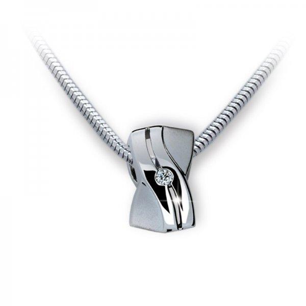 Přívěsek s diamantem DF1751