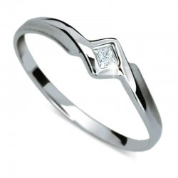 Zásnubní prsten s diamantem ZP1113D/0,045