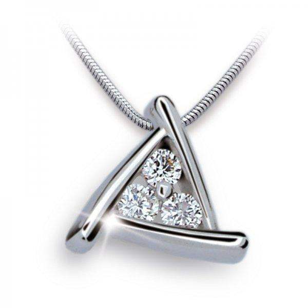 Přívěsek s diamanty DF1926