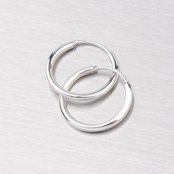 Dámské kroužky z bílého zlata 12 mm 12-141