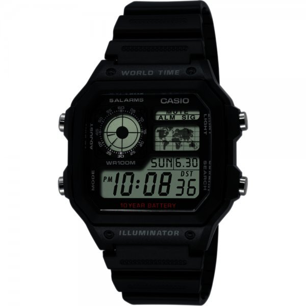 Casio - Collection AE 1200WH-1A 15034834