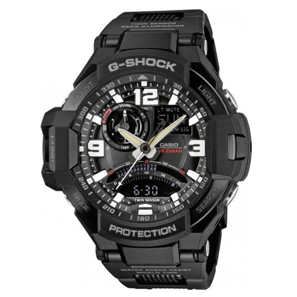 CASIO G-Shock GA 1000FC-1A 15036214