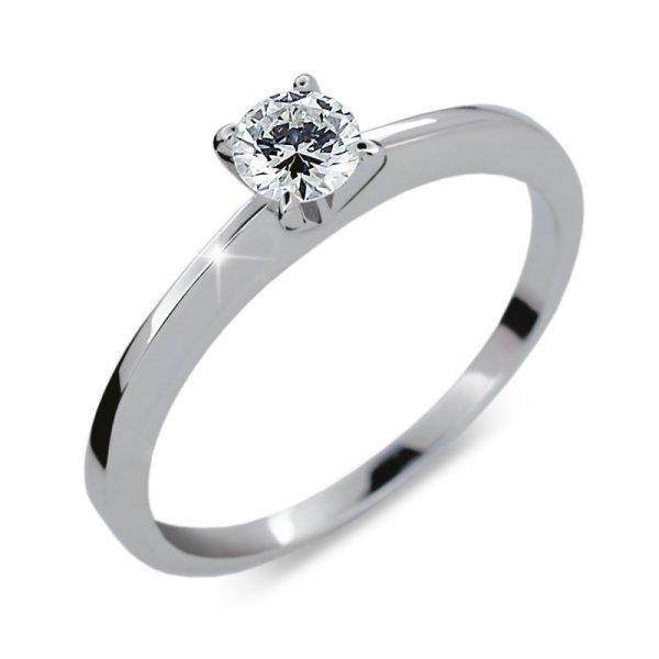 Dámský prsten s diamantem DF1232