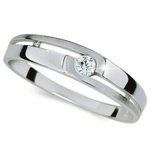 Prsten ze zlata DZ1793B