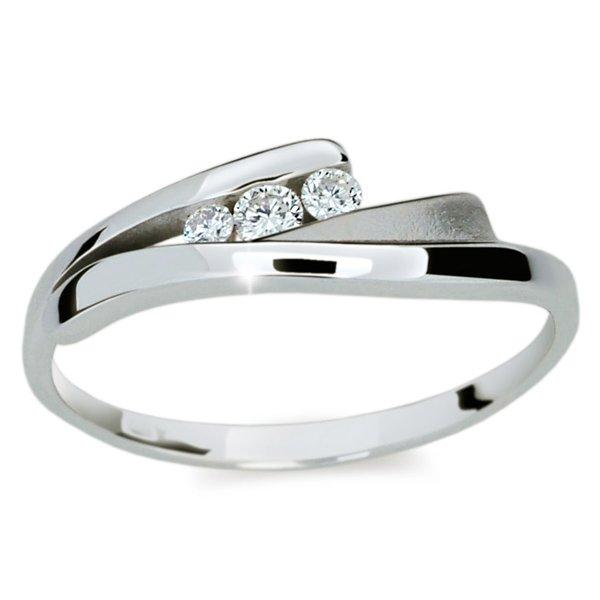 Prsten ze zlata DZ1750B