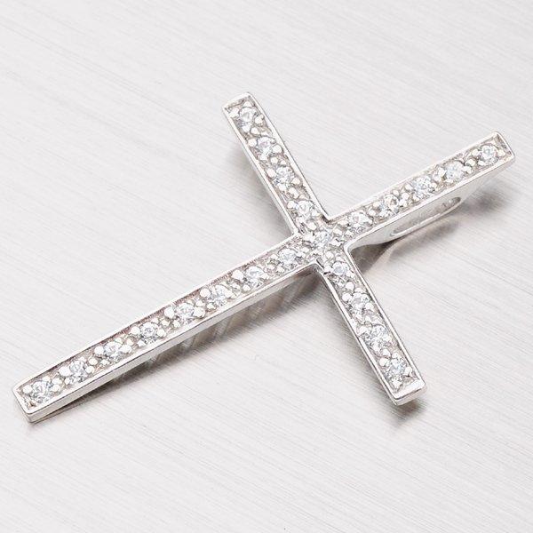 Přívěsek ve tvaru kříže 187-0017
