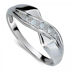 Prsten ze zlata DZ1915B