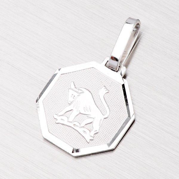 Stříbrný přívěsek - Býk M5056-04