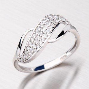 Dámský stříbrný prsten XXAALRO719-RD-FCZ