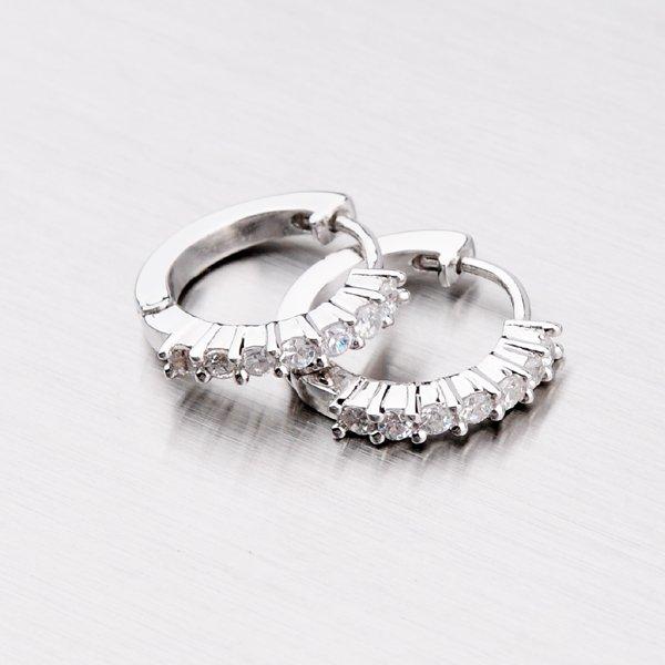 Kroužky ze stříbra DE3995