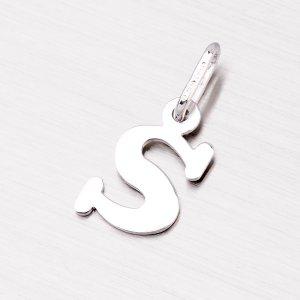 Stříbrné písmenko - S M5111S