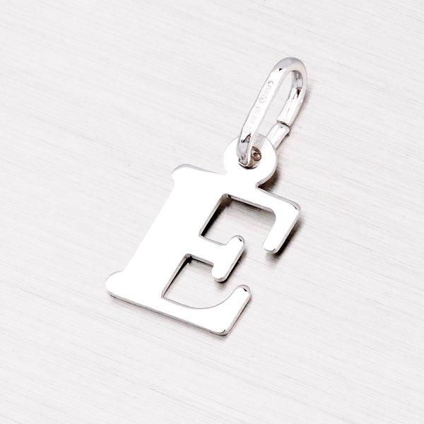 Stříbrné písmenko - E M5111E