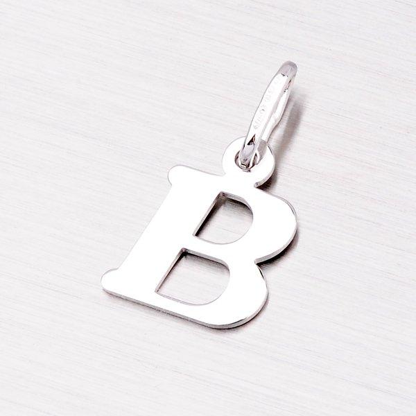 Stříbrné písmenko - B M5114B