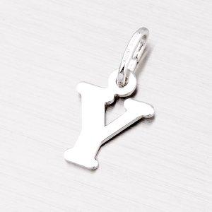 Stříbrné písmenko - Y M5111Y
