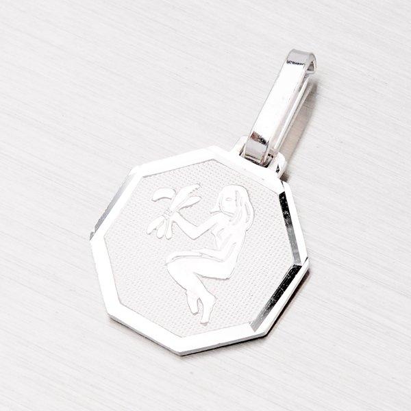 Stříbrný přívěsek - Panna M5056-08