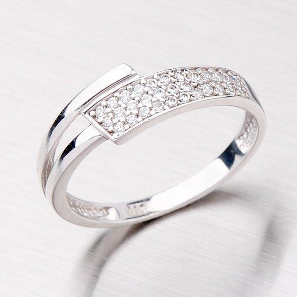 Prsten se zirkony XAALR0728-RD-FCZ