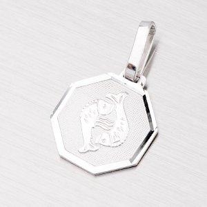 Stříbrný přívěsek - Ryby M5056-02