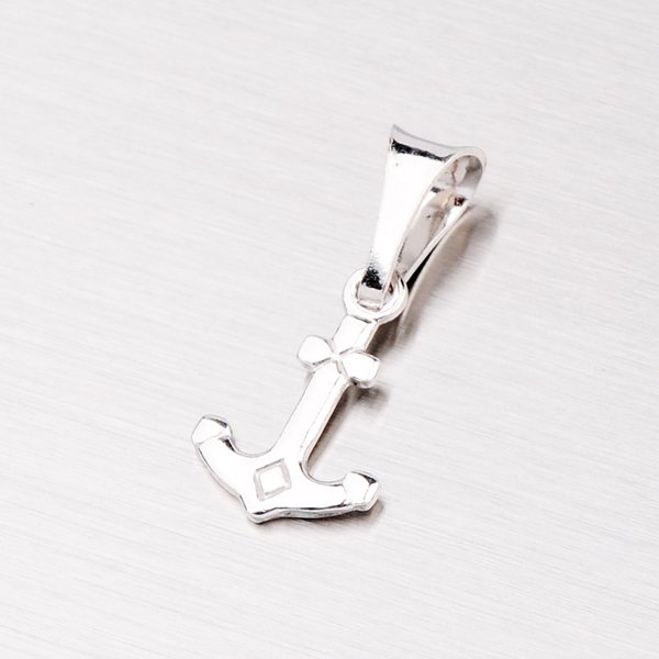 Stříbrný přívěsek kotva YNG3034