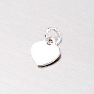 Srdce stříbrné YNG3028