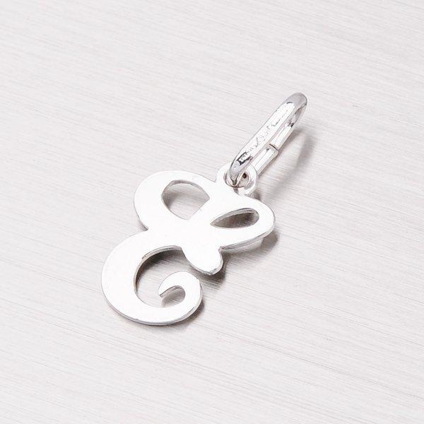Stříbrný přívěsek písmenko - E M5110-E