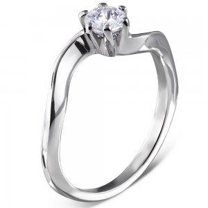 Prsten se zirkonem GZRC164