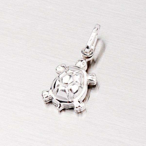 Želvička ze stříbra YNG3030