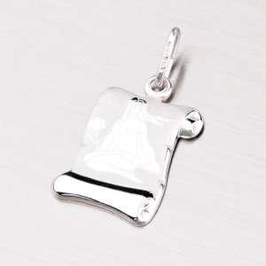 Stříbrný přívěsek - Panna M5170-08