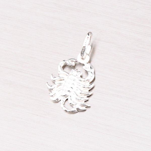 Stříbrný přívěsek - Štír M5015-10