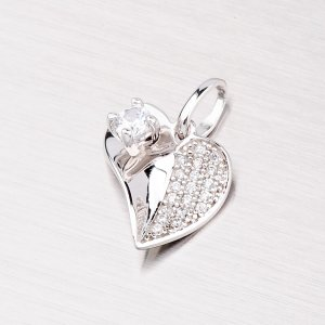 Srdce ze stříbra 53003