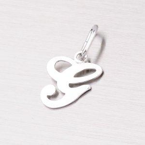 Stříbrný přívěsek písmenko - G M5110-G