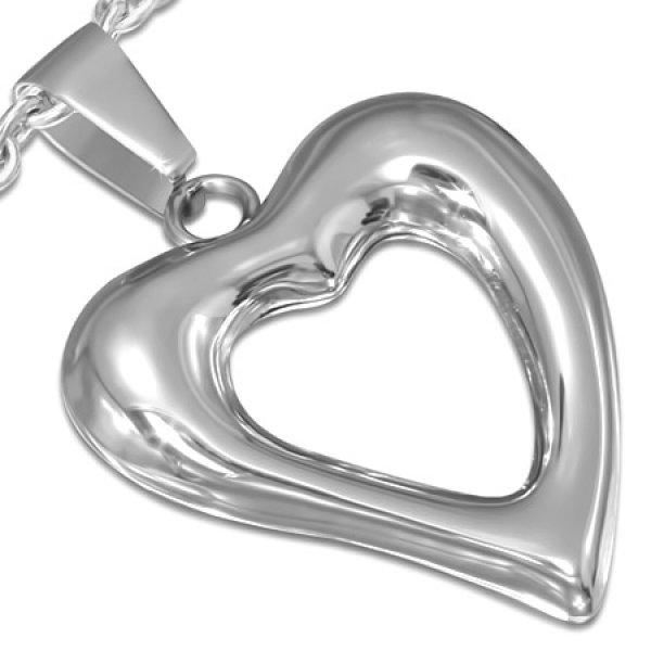 Ocelové srdce GPBL581