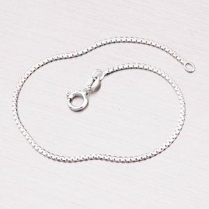 Elegantní stříbrný náramek VEBP-PV-022-Rh