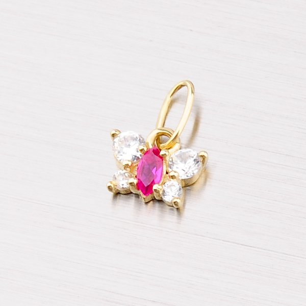 Zlatý motýlek 182-0085R