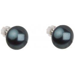 Náušnice se Swarovski perlou 31142.3TAHITI