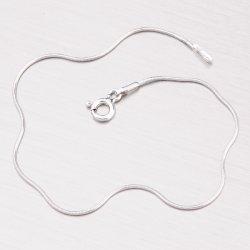 Náramek ze stříbra MGC-RND-015-Rh