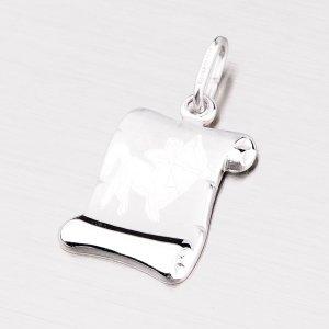 Stříbrný přívěsek - Střelec M5170-11