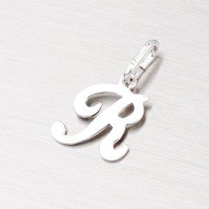 Stříbrný přívěsek písmenko - R M5110-R