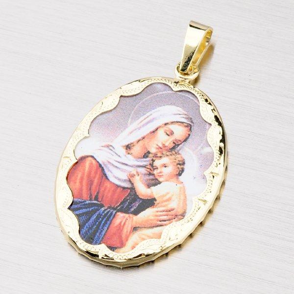 Přívěsek s Panenkou Marií 332-0087