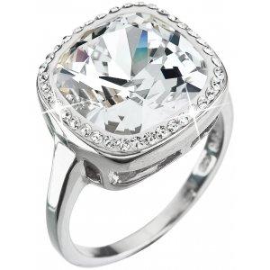 Prsten se Swarovski ELEMENTS 35037.1 KRYSTAL