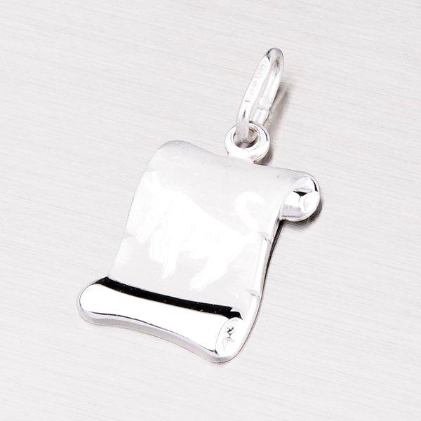 Stříbrný přívěsek - Býk M5170-04