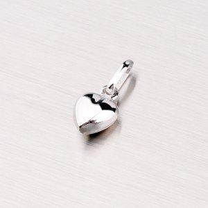 Srdíčko z bílého zlata 43-21135