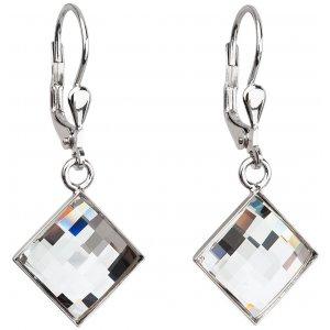 Náušnice se Swarovski krystaly 31158.1 KRYSTAL