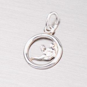 Stříbrný přívěsek - Panna M5022-08