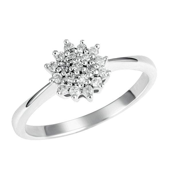 Prsten s diamanty GKW31848