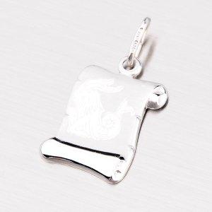 Stříbrný přívěsek - Kozoroh M5170-12