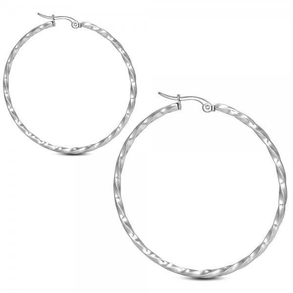 Ocelové kruhy 51mm GEHE164