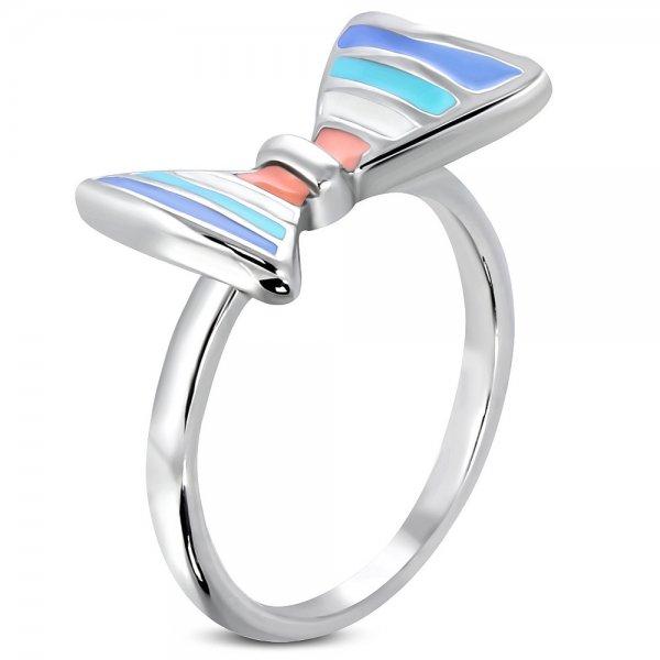 Ocelový dámský prsten GRWR233