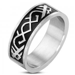 Pánský ocelový prsten GRCT433