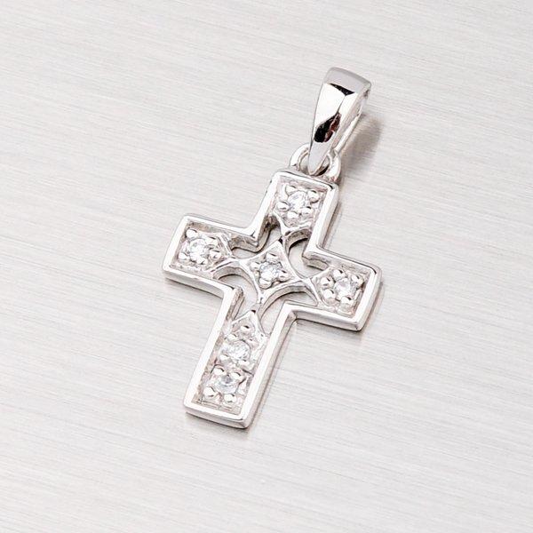 Křížek ze stříbra MTP1249